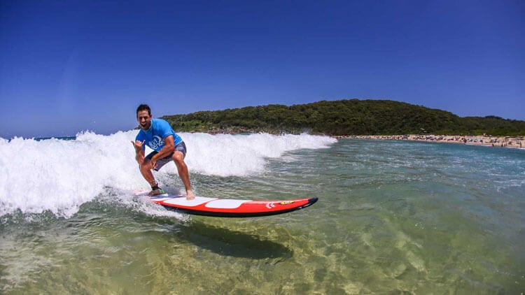 Try Out Different Water Sports